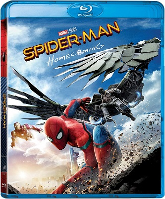 Spider-Man Homecoming (2017).mkv BluRay 1080p DTS-HD MA/AC3 iTA-ENG x264