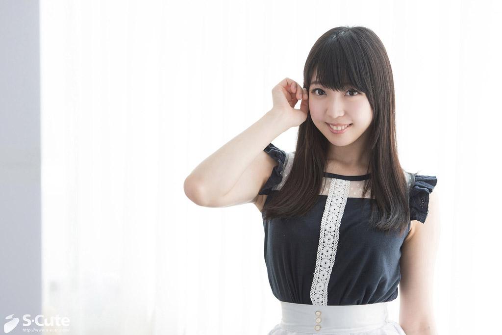 CENSORED S-Cute 436_mio_01 恥ずかしいのに敏感すぎて快感エッチ/Mio, AV Censored