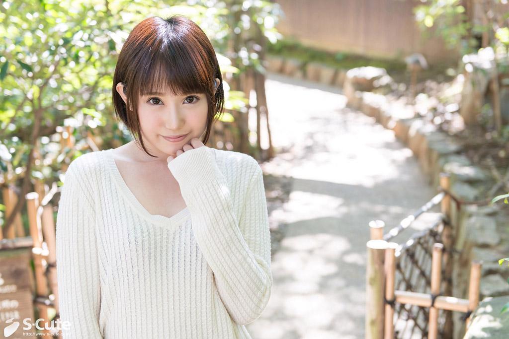 CENSORED S-Cute 433_rina_01 じっくり愛撫し合って高め合うエッチ/Rina, AV Censored