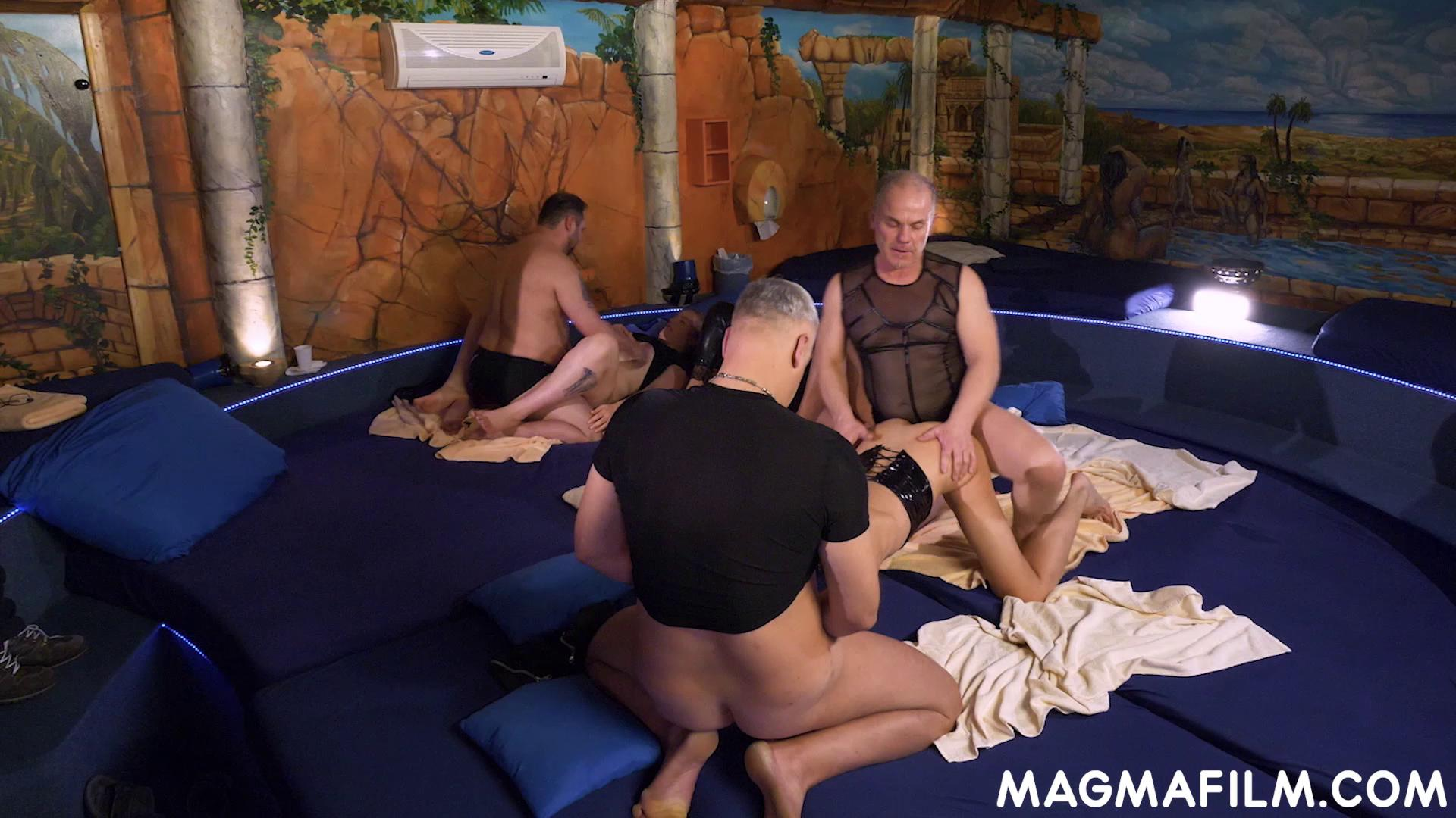 Real Swinger Party
