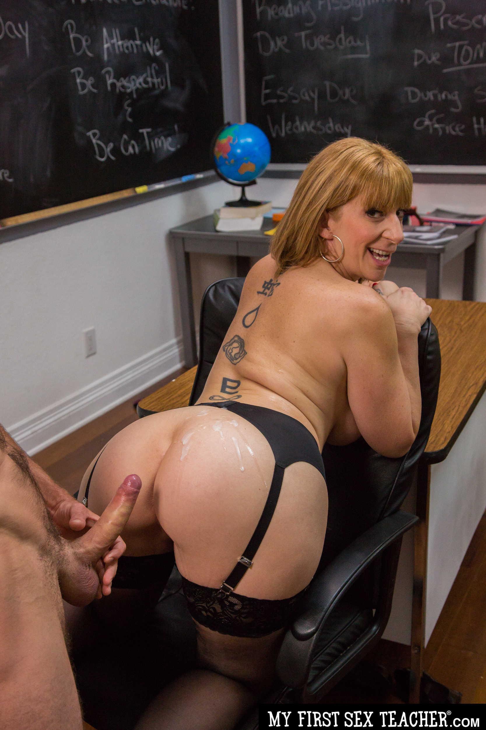 Pics of my first sex teacher — img 5