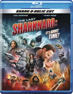 Sharknado 6: L'Ultimo Sharknado - Era Ora! (2018).avi BDRiP XviD AC3 - iTA