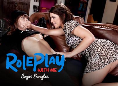 [GirlsWay] Adriana Chechik, Riley Reid – Bogus Burglar